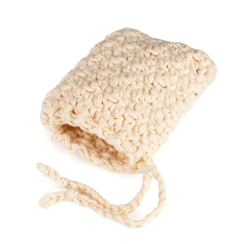 Farm Crochet – Soap Sack
