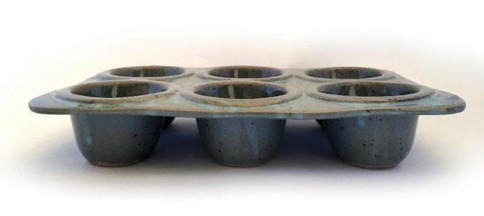 Swallowtail Pottery Ceramic Popover Pan