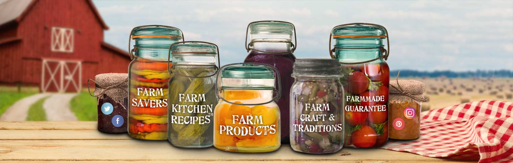 Farm Made Preserving Farm Craft and Tradition