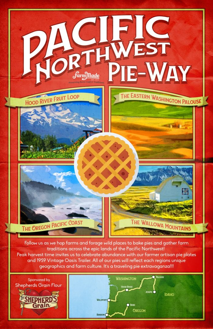 Pacific Northwest Pie-Way: Pie Recipes
