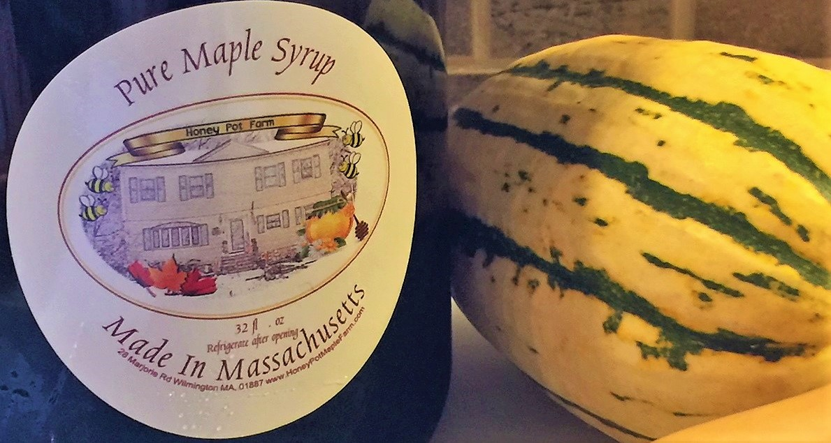 Farmhouse Kitchen Recipe For Thanksgiving: Maple & Spice Roasted Farm Squashes