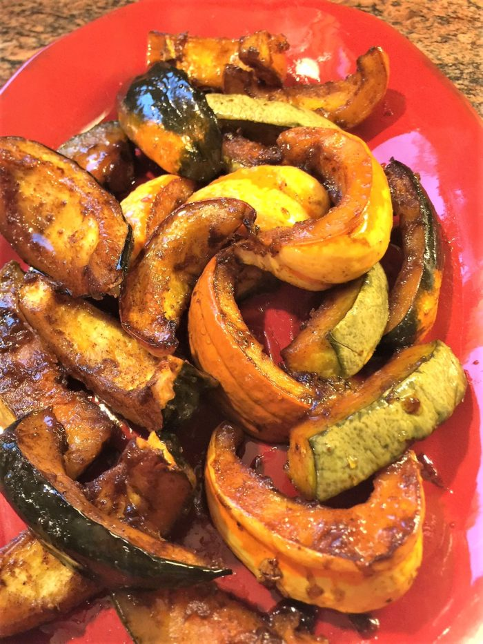 Carolyns Farm Kitchen Spiced Winter Squash