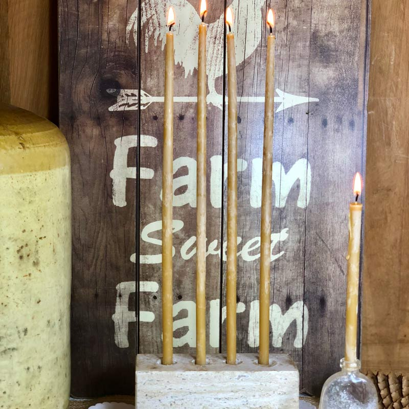 Farm Candle Pure Beeswax