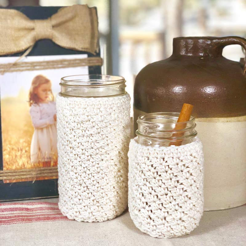 Farm Cozy Canning Jar