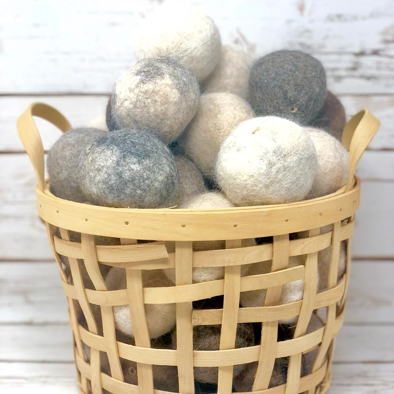 Farm Laundry Alpaca Dryer Balls