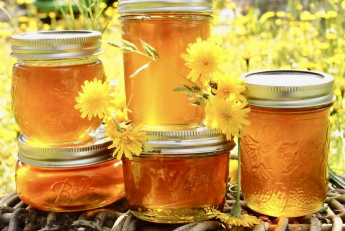 Dandelion Jelly: Sunshine In A Jar